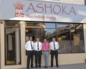 The Ashoka Tandoori Restaurant